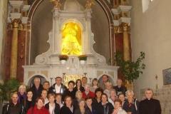 Hodočašće Gospi Judskoj i posjet hospiciju u Pečuhu